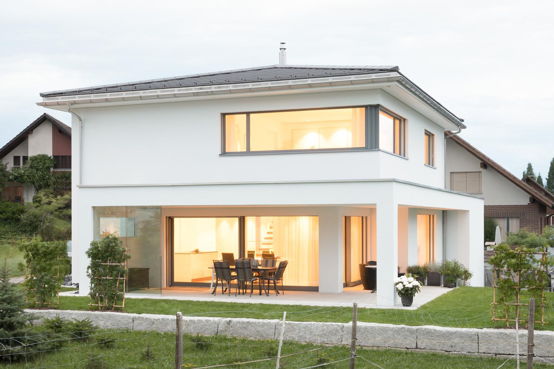 efh weid architekturb ro einfamilienhaus skizzenrolle. Black Bedroom Furniture Sets. Home Design Ideas